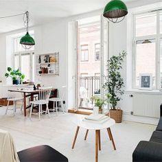 15 maneiras para incorporar o Estilo Escandinavo em sua casa