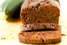 I made this one last night- and its delicious... and with no white sugar... a happy mid recipe realization- Double Chocolate Zucchini Bread by Brown Eyed Baker