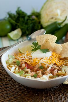 Cooking Classy: Chicken Posole