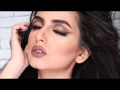 018cfb2e1d6ca Brown Eyeliner Makeup Tutorial -  masooma makeup
