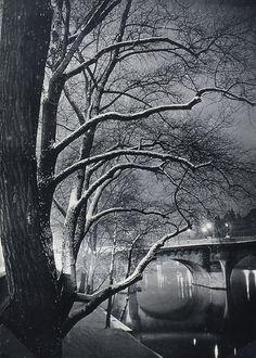 One of my favorite Brassai photos