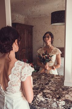 Armande, notre robe de mariée demi-mesure, avec sa dentelle travaillée ⭐️ 👗 @kaacouture 📸 @mariageadeux 💄💇🏼♀️ @_r_arts 👰🏼@jessicoccinelle @sophieardouin 💐 @fleuravi.wedding 👠 @chaussure_danse_et_mariage 📍@domainedevavril #robedemariee #robeblanche #robedemarieedemimesure #larobequejeveux #marobedemariee #myweddingdress #weddingdress #couturierefrancaise #robedemarieefaitemain #handmadeweddingdress #frenchsavoirfaire #savoirfairefrancais #robedemarieeavignon #madeinavignon Arts, Inspiration, White Dress, Dance, Lace, Shoe, Biblical Inspiration, Inspirational, Inhalation