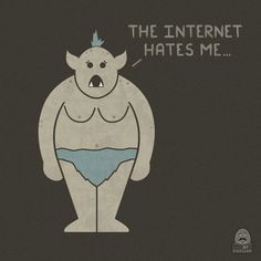 Amusing Illustrations Show Monsters Have Problems Like the Rest of Us - My Modern Met