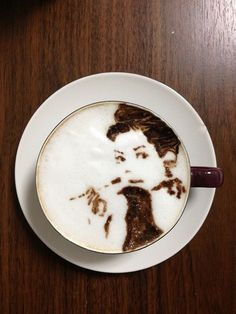 Latte Art - 30 Incredible Pieces of Coffee Latte art  <3 <3