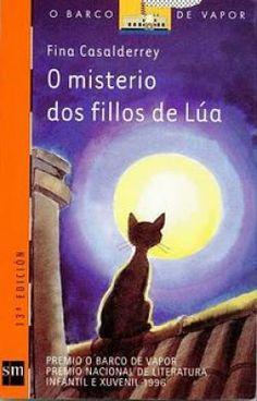 O misterio dos fillos de Lúa é unha das súas obras máis coñecidas.