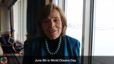 World Oceans Day: Message from Sylvia Earle on Vimeo