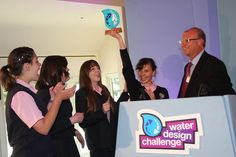 VIDEO: The award winning Water Design Challenge asked 11-14 year olds in the South East of England to come up with innovative new ways of saving water. The Challenge, created and managed by the Design Council  in association with Southern Water, ran in 2010 and 2011 http://www.designcouncil.org.uk/