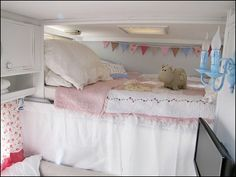 love the set up of the bunkbed