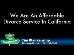 Affordable California Divorce Service  This video is about California divorce service. We provide an affordable California divorce services. We can help you save money with your divorce in California. Check out the video below to know more about how we can help you with your California divorce.