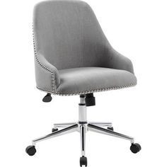 adjustable height desk chairs with wheels - Google Search