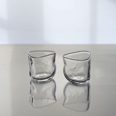Whiskeyglass. Ellen V. Larsson. Hett Glass.