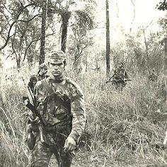 Portuguese Army Comandos in Guiné / Guinea - 1972/74