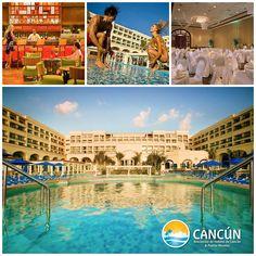 Bienvenido a CasaMagna Marriott Cancun Resort, un magnífico hotel ubicado en el corazón de la zona hotelera de Cancún. Con una grandiosa ubicación frente al mar; descubra el paraíso en este maravilloso resort galardonado con 4 Diamantes de la AAA el cual ofrece la mejor opción para las vacaciones en familia, escapadas de fin de semana, eventos grupales y paquetes todo incluido.   ¡Conoce nuestro #HotelDeLaSemana CasaMagna Marriott Cancun Resort!