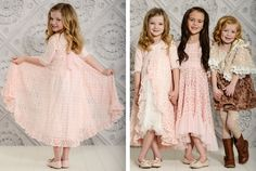 www.frostedproductions.com | #utah #photographer #studio #photography #fashion #kids #clothes #cute #little #girls #pretty #backdrop #lace #pink #dresses