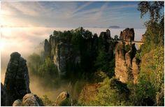 Sachsens einziger Nationalpark - die Sächsische Schweiz   ILE – Regionalentwicklung in der Sächsischen Schweiz