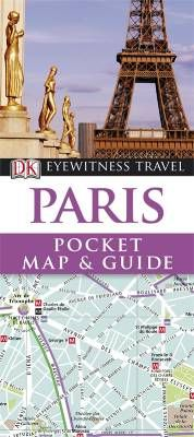 My favourite Paris guide - Eyewitness Travel Paris Pocket Map and Guide!  The size and weight is perfect for any bag!