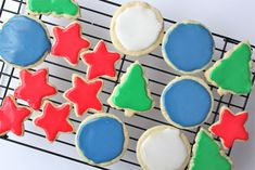 The BEST cookie icing ever! You will never need another icing recipe in your life!!!