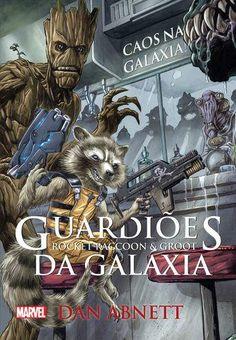 Livro Guardioes Da Galaxia-rocket Raccoon & Groot – Abnett, Dan – ISBN: 8542806360