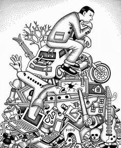 """... CONSUMIR (OB#TENER) HASTA MORIR. Pobre no es el que #TIENE poco, sino el que """"necesita"""" mucho. http://nodejardeleer.blogspot.com.es/2014/04/pobre-no-es-el-que-tiene-poco-sino-el.html"""