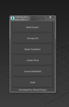 Unreal Tools | ScriptSpot