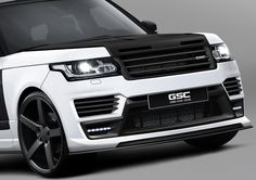 #RangeRover 2013 by German Special Customs