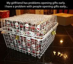 Funny Pictures – Christmas Problem Solved