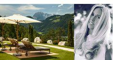 Lifestyle-Bloggerin Jane Uhlig als Gasttrainerin für YOGA, ZUMBA und BODYFIT im Fünf-Sterne Luxushotel Lärchenhof