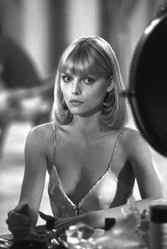 Michelle Pfeiffer | Iconic beauty best known for her breakout performance on Scarface.