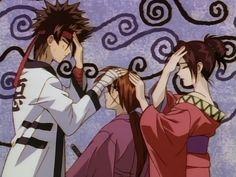 Rurouni Kenshin Anime Manga