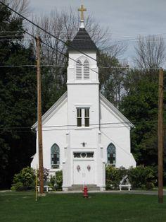 Kelly's Island, OH   -   St Michael's Church 2012
