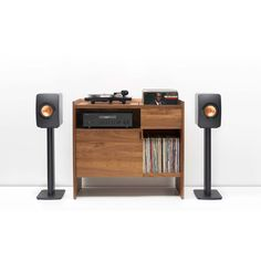 """Unison 38"""" Record Stand"""