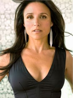 Julia Louis-Dreyfus-funny AND sexy.