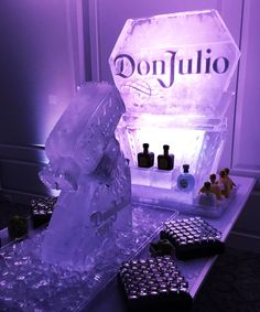 #ThirstyThursday Keep your drinks cool and your party looking even cooler with a custom Ice Bar from Apple Ice!  1-800-423-8646 www.IceSculptureDesigns.com . . . #iceluge #birthdayparty #celebration #icebar #appleiceinc #drinks #appleice #birthday #holidayparty #icesculpture #icecube #event #party #ice #weekend #cocktails #may #spring #Drink #Martini #Cool Ice Luge, Ice Bars, Birthday Cake, Birthday Parties, Thirsty Thursday, Ice Sculptures, Cocktails, Drinks, Party Looks