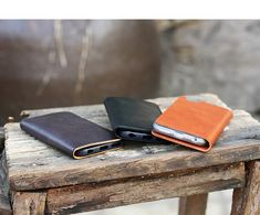 Italian vegetable tanned leather phone case,book style leather phone cover for iphone 6,for Apple 6 western cell phone wallet