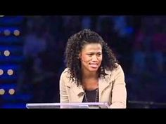 He Is.m4v...Priscilla Shirer. Oh my gosh she is so good!! You have to watch this- it will stir your heart!!!!
