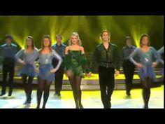 Ирландский степ танец (Риверданс) 2009 - YouTube