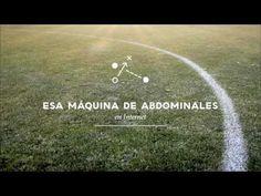 Si te lo explican con fútbol: 'Esa máquina de abdominales' - Lola Madrid para Líbero.