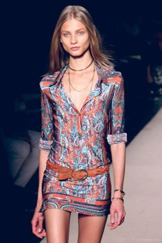 Isabel Marant Spring Summer 2013 Collection 10