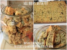 VERSIGTIG South African Dishes, South African Recipes, My Recipes, Bread Recipes, Cooking Recipes, Recipies, Kos, Rusk Recipe, Crispy Cheddar Chicken