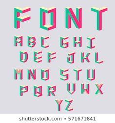 Graffiti Alphabet Styles, Graffiti Lettering Fonts, Lettering Design, Hand Lettering, Word Fonts, Handwriting Fonts, Letras Cool, Geometric Font, Graphic Design Fonts