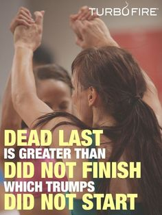 Dead last is greater than did not finish, which trump did not start.