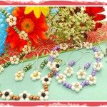 How To Make Daisy Chain Jewellery using Seed Beads, The Bead Shop