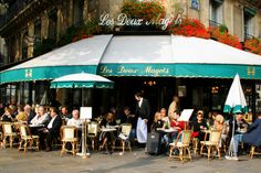 Cafe in Paris - Lunch spots - BizzyBunch Blog