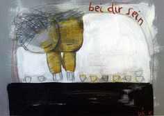 """Bei dir sein  """"Being with you"""""""