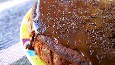 Receitas para a Felicidade!: Bolo de Chocolate e Especiarias