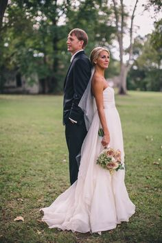 Bride & Groom Elissa & Will {Married} Inverness, Mississippi » Patrick Remington Photography