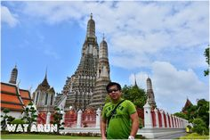 at Wat Arun