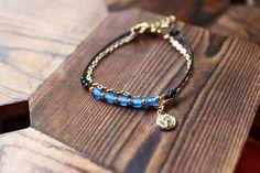 Overlapping Memory of  the Tramp - SEnoRA design bracelets