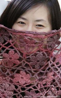 Crochet from El Tabo .: Scarves - Scarf