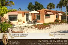 Adorable Pool Home Close to Siesta Key Beach! Open Saturday and Sunday 1-4 p.m. 5112 Oakmont Place, Sarasota, FL 34242. #SarasotaRealEstate #SiestaKeyRealEstate #SiestaKeyHome #KellerWilliams!